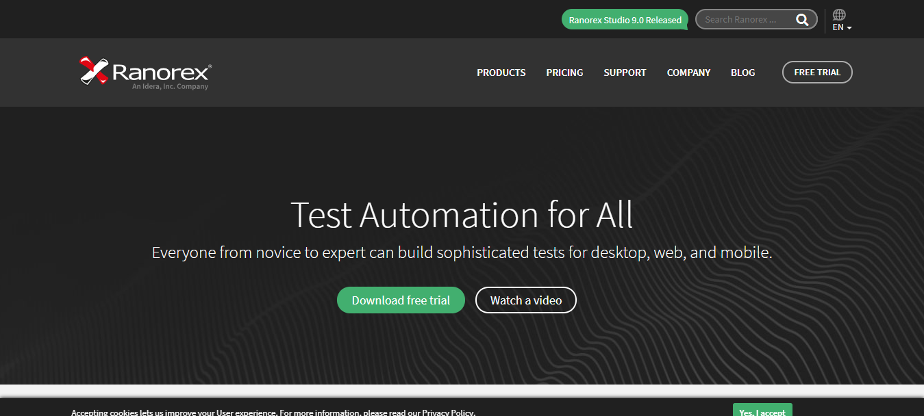 free automated testing tools for web applications