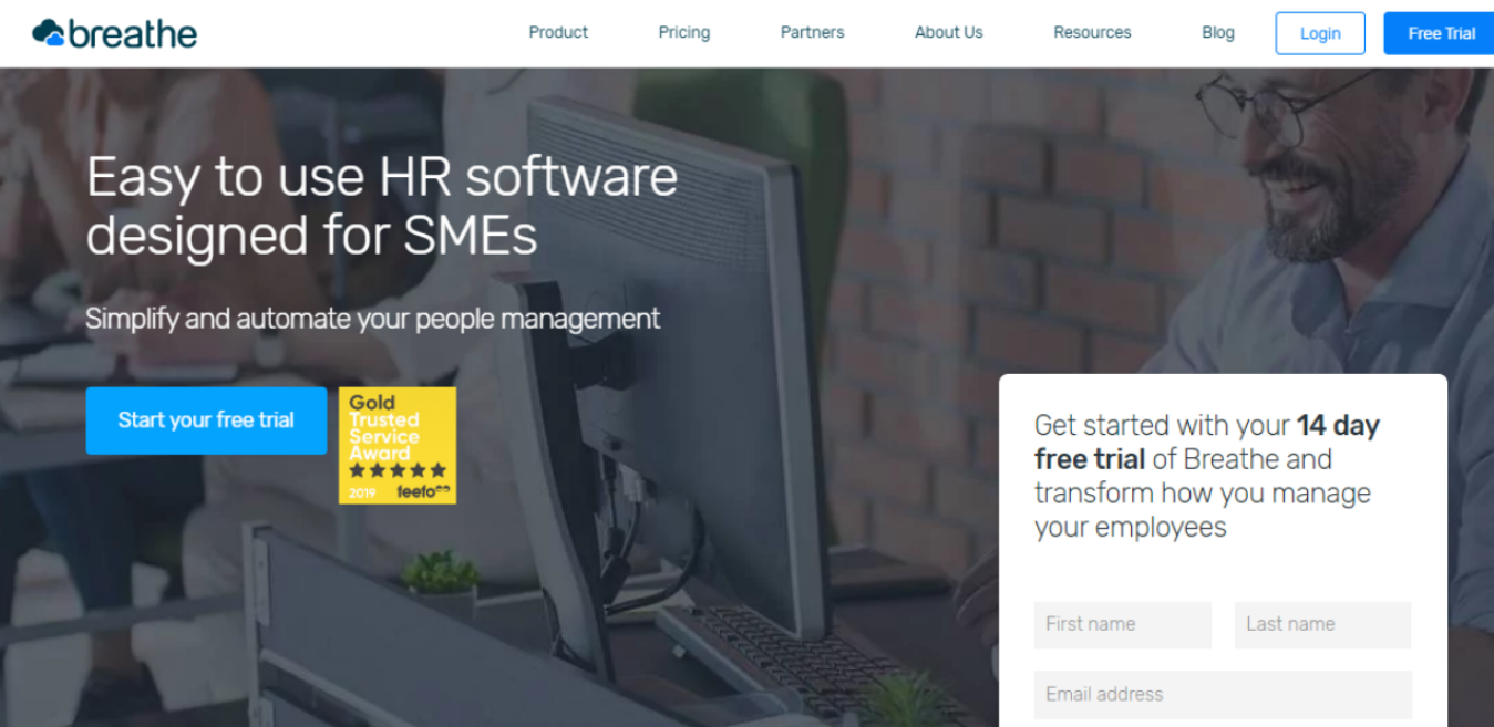 Top 15 HR software for the Business | Gabbr com